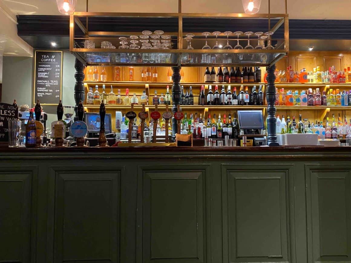 Marquess of Anglesey pub londres