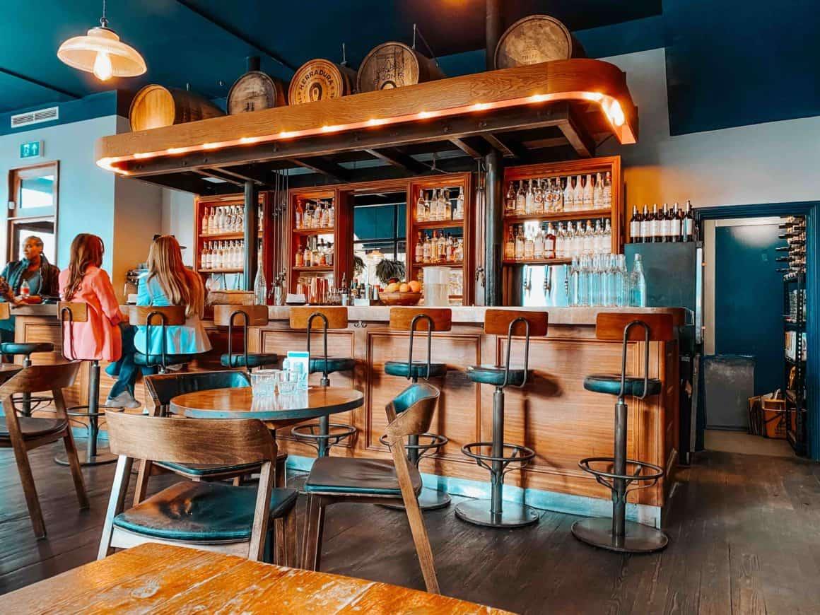The distillery Notting Hill bar