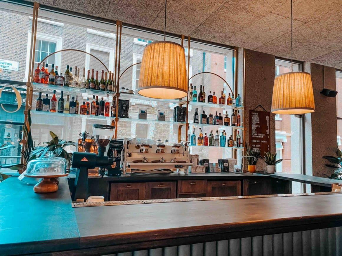 Où dormir à Londres ? Hôtel design bar Hoxton Holborn.